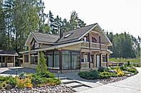 Каркасные дома под ключ. Строительство каркасного дома