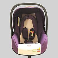 Автокресло Zooty - Beige - (0+) 0-13 кг - Zooty - violet