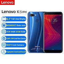 Lenovo K5 Play 3/32GB Global EU (Blue), фото 2