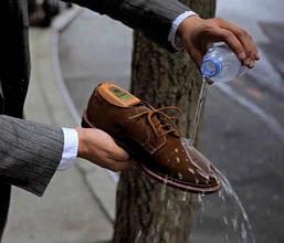 Водоотталкивающий спрей для обуви CENTROLIN
