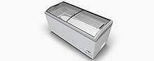 Морозильный ларь бонетного типа Juka M800S/W/D