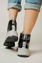Женские ботинки Black Glamour, фото 3