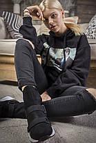 Женские ботинки Covaleri Black White, фото 3