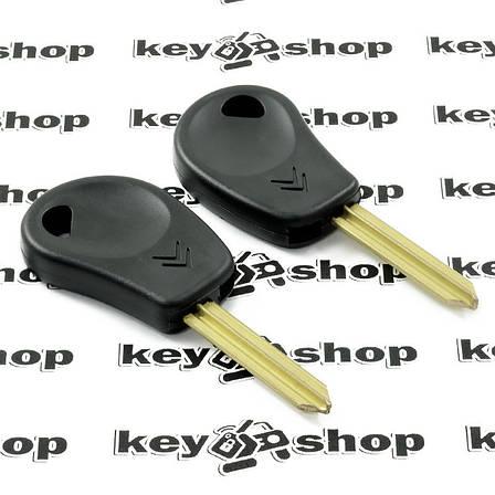 Корпус авто ключа под чип для CITROEN (Ситроен) лезвие SX9, фото 2