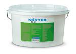 Гидроизоляция гибридная и полимерная гидроизоляция жидкие мембраны KOSTER BD 40 6 кг