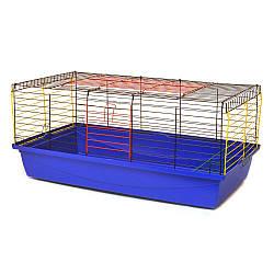 Клетка для кроликов КРОЛИК 100 краска, 100*54*46 см