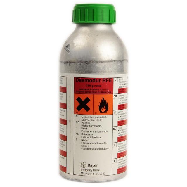 Высокоэффективный закрепитель для разных видов клея — полиизоционат Desmodur RFE