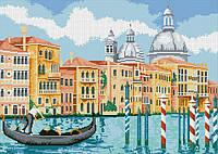 """Схема для вышивки бисером на габардине """"Венеция"""""""