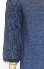Тепле плаття з люрексом Binka, фото 2
