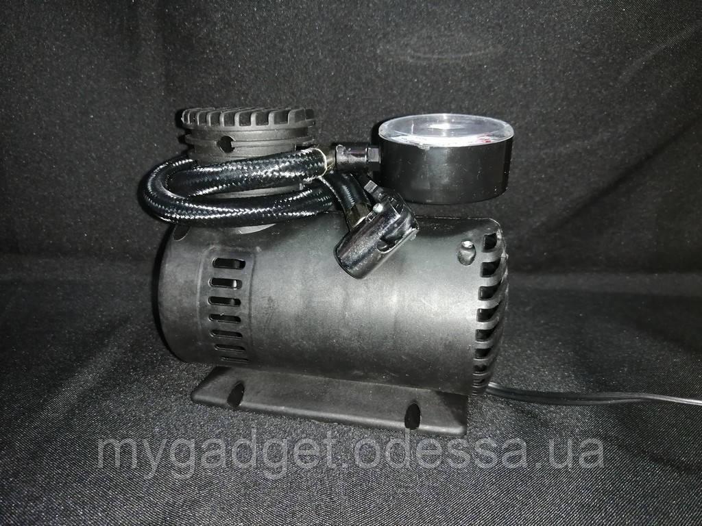Портативный мини воздушный компрессор электрический насос для шин 12V