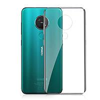 Ультратонкий 0,3 мм чехол для Nokia 7.2 прозрачный
