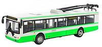 Троллейбус металлопластик 6407 В (964) инерция