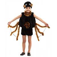 Карнавальный костюм для мальчика Паук мех