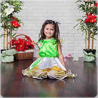 Карнавальный костюм для девочки на праздник осени Ромашка 3-6 лет