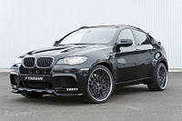 Тюнинг  обвес BMW X6 Series E71 HAMANN EVO M