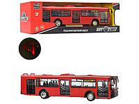 """Автобус інерційний, """"Автосвіт"""" 1:43 AS-1826"""
