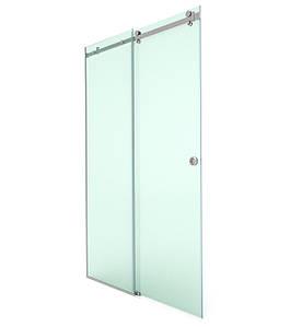 Стеклянные раздвижные двери в душ на заказ, раздвижная дверь для душа, дверь в душевую нишу из стекла