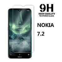 Защитное стекло  для Nokia 7.2