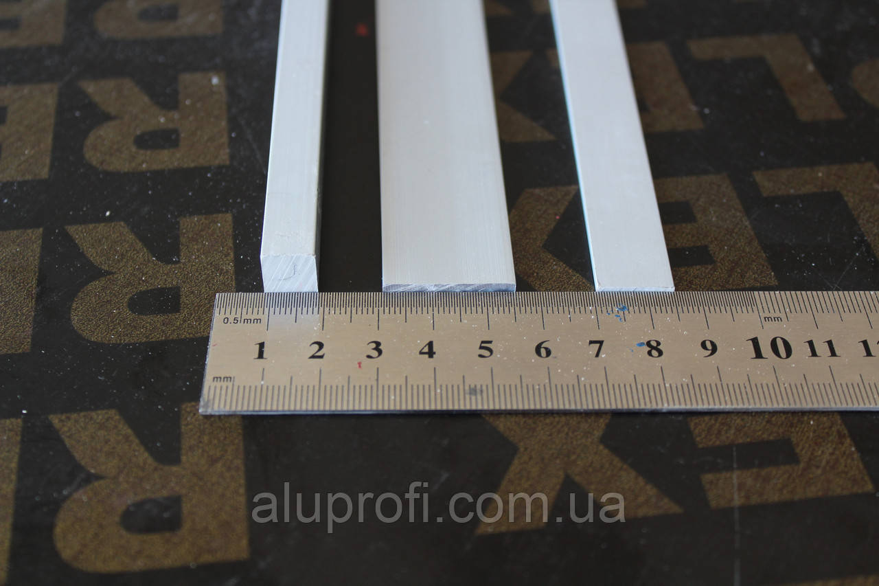 Полоса алюминиевая 20х4мм