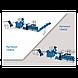 Оборудование для производства пеллет и комбикорма МЛГ-1500 МАХ+ (производительность до 700 кг/час), фото 3