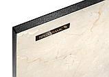 Керамический настенный обогреватель Теплокерамик ТСМ 450 мрамор беж 4905, фото 6