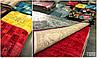 Новая коллекция лоскутных винтажных ретро ковров печворк.