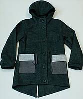 Пальто на дівчинку .134.146.152.164 . см)
