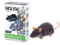 Мышка на радиоуправлении (серая) 791 scs