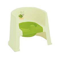 Детский горшок Р800 - Green