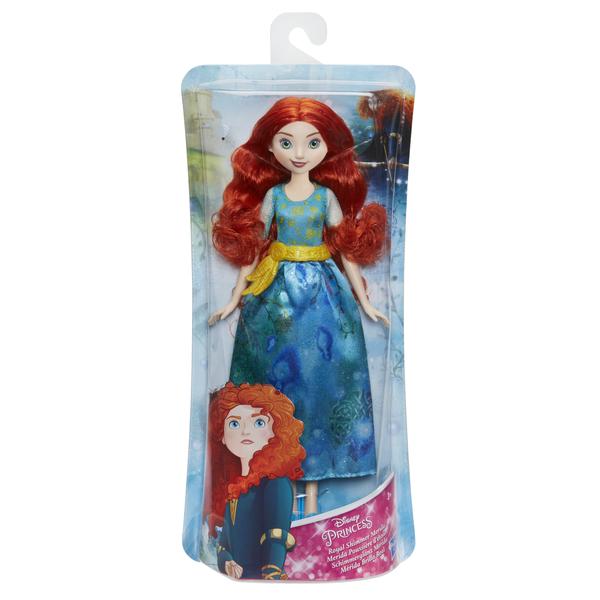 Кукла Hasbro Disney Princess-Классическая модная кукла Принцесса Дисней в ассорт Мерида B5825