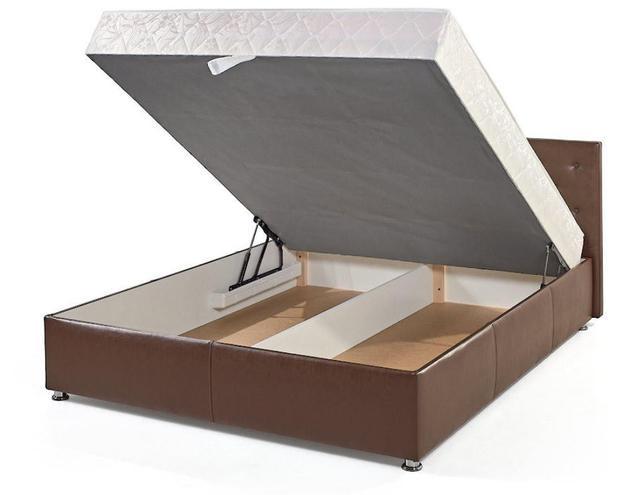 Кровать двуспальная Альфа (2)