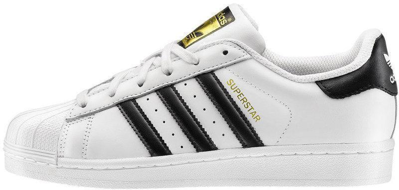 """Женские кроссовки Adidas Superstar """"White"""" (в стиле Адидас )"""