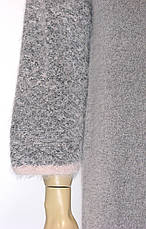Тепле плаття з люрексом, фото 3