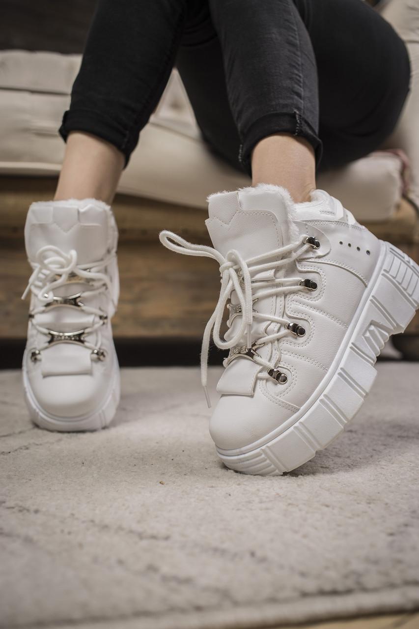 Женские ботинки Vintage White