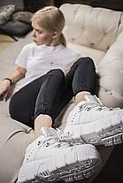Женские ботинки Vintage White, фото 2