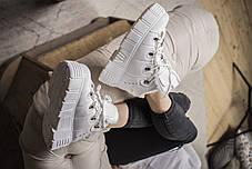 Женские ботинки Vintage White, фото 3