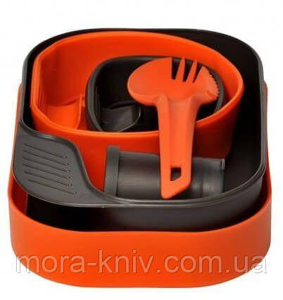 Набор туристический Wildo (Вилдо) Camp-A-Box®  Orange 10262, фото 2