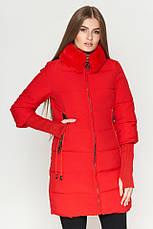 Женская куртка Braggart Kiro Tokao стандартной длины зимняя синяя размер 48 50 52 54, фото 2