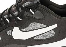"""Кроссовки Nike Air Max 270 React Optical Black Off Noir """"Черные / Серые"""", фото 2"""