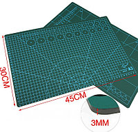 Коврик А3 для раскроя кожи и ткани самовосстанавливающийся