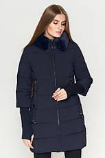 Женская куртка Braggart Kiro Tokao стандартной длины зимняя черная размер 48 50 52 54, фото 3