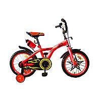 Велосипед двухколёсный Babyhit Eagle - RED/ВLACK - Eagle - RED-ВLACK
