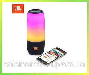 Портативная акустика с подсветкой JBL Pulse 3