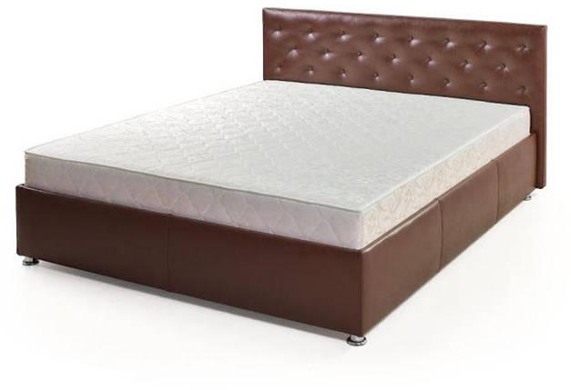Кровать двуспальная Альфа 2, фото 2