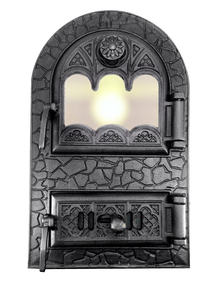 Дверца для печи 102915, 530х330 мм