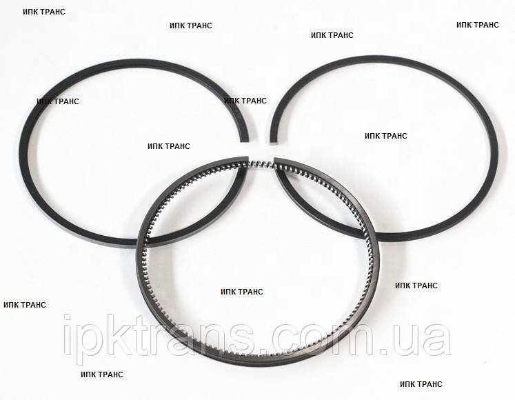 Поршневые кольца Kubota V2203 (std)  2.5*2*5 17331-21050, 1733121050