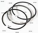 Поршневые кольца Kubota V2203 (std)  2.5*2*5 17331-21050, 1733121050, фото 2