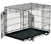 Клетка для собак и кошек.76х47х55 см