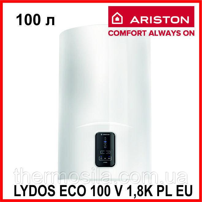 Водонагреватель ARISTON LYDOS ECO 100 V 1,8K PL EU
