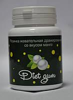 Diet Gum - Жвачка для похудения (Диет Гум), Эффективно борется с жиром, Бразилия